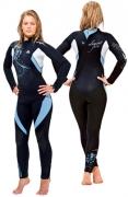 Женские гидрокостюмы