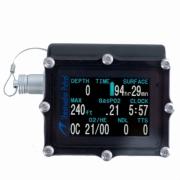 Подводный компьютер SHEARWATER PETREL с коннектором