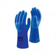Сухие перчатки синие Si Tech