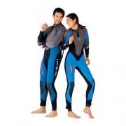 Два гидрокостюма AQUALUNG Balance Comfort 5.5 мм, мужской и женский