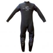 Гидрокостюм мокрый мужской SCUBAPRO OneFlex BLACK EDITION 3mm